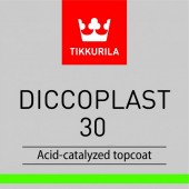 Tikkurila Diccoplast 30 0201 Белый 20 л двухкомпонентная краска