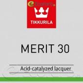 Tikkurila Merit 30 двухкомпонентный лак