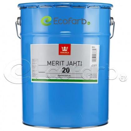 Tikkurila Merit Jahti 20 однокомпонентный лак