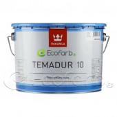 Tikkurila Temadur 10 двухкомпонентная полиуретановая краска
