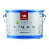 Tikkurila Temadur 50 двухкомпонентная полиуретановая краска