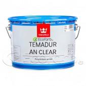 Tikkurila Temadur AN Clear двухкомпонентный полиуретановый лак