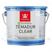 Tikkurila Temadur Clear двухкомпонентный полиуретановый лак