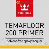 Tikkurila Temafloor 200 Primer (Темафлур) двухкомпонентный эпоксидный лак