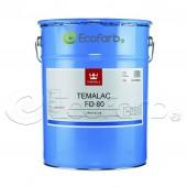 Tikkurila Temalac FD 80 (Темалак) быстросохнущая алкидная краска