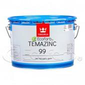 Tikkurila Temazinc 99 (Темацинк) эпоксидная цинкнаполненная краска