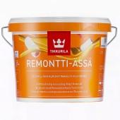 Tikkurila Remontti-Assa (Ремонтти-Ясся) 2,7 л база C - латексная краска