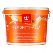 Tikkurila Remontti-Assa (Ремонтти-Ясся) 9,0 л база C - латексная краска