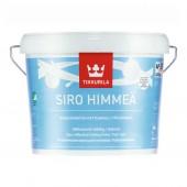 Tikkurila Siro Himmea (Сиро Мат) 2,7 л - моющаяся краска для потолка