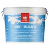 Tikkurila Siro Himmea (Сиро Мат) 9,0 л - моющаяся краска для потолка