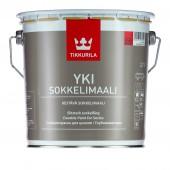 Tikkurila Yki (Тиккурила Юки) 2.7 л Базис A - краска для цоколя