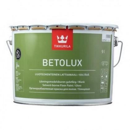 Tikkurila Betolux 9.0 л - краска для полов