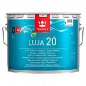 Покрывная краска Tikkurila Luja 20 (Луя) полуматовая