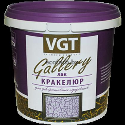 Лак Кракелюр VGT (ВГТ) GALLERY для создания декоративных  трещин