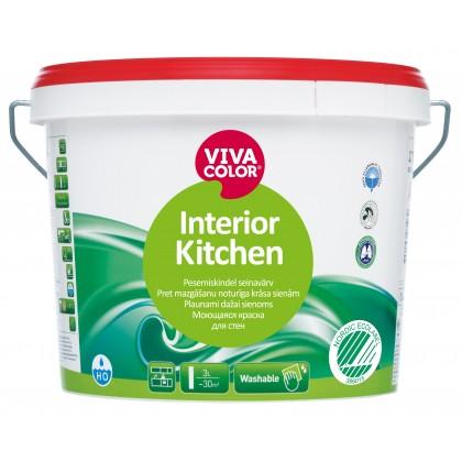 Interior Kitchen 0,9л - моющаяся краска для стен