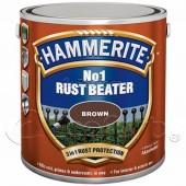 Антикоррозийный грунт для черных металлов Hammerite Rust Beater No.1