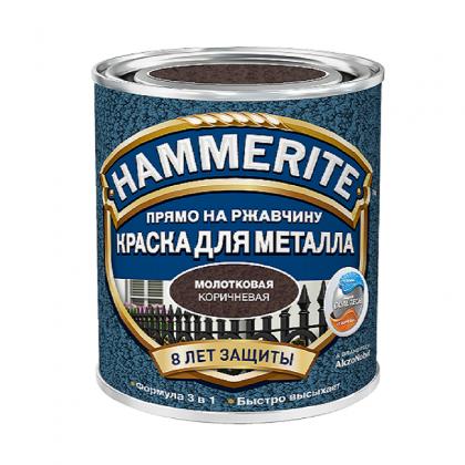Hammerite (Хаммерайт) – краска для металла с эффективной формулой 3 в 1