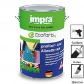 Impra (Импра) profilan-opac Allwetterlack - атмосферостойкий лак на водной основе 0,75л