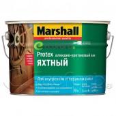 Лак Marshall Protex (Маршалл Протекс) Яхтный глянцевый