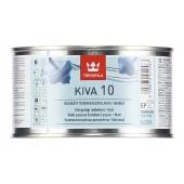 Tikkurila Kiva 10 (Тиккурила Кива 10) 0.225 л - лак для мебели, матовый
