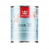 Tikkurila Kiva 30 (Тиккурила Кива 30) 0.9 л - лак для мебели, полуматовый
