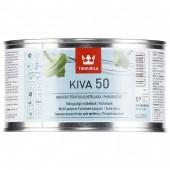 Tikkurila Kiva 50 (Тиккурила Кива 50) 0.225 л - лак для мебели, полуглянцевый