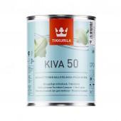 Tikkurila Kiva 50 (Тиккурила Кива 50) 0.9 л - лак для мебели, полуглянцевый