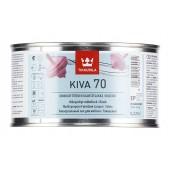 Tikkurila Kiva 70 (Тиккурила Кива 70) 0.225 л - лак для мебели, глянцевый
