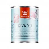 Tikkurila Kiva 70 (Тиккурила Кива 70) 0.9 л - лак для мебели, глянцевый