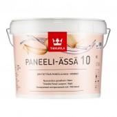 Tikkurila Paneeli-Assa 10 (Тиккурила Панели-Ясся 10) 9.0 л - лак матовый