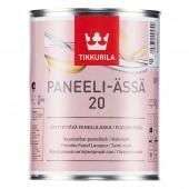 Tikkurila Paneeli-Assa 20 (Тиккурила Панели-Ясся 20) 0.9 л - лак полуматовый
