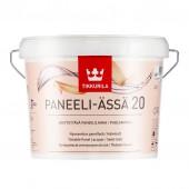 Tikkurila Paneeli-Assa 20 (Тиккурила Панели-Ясся 20) 2.7 л - лак полуматовый