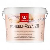 Tikkurila Paneeli-Assa 20 (Тиккурила Панели-Ясся 20) 9.0 л - лак полуматовый