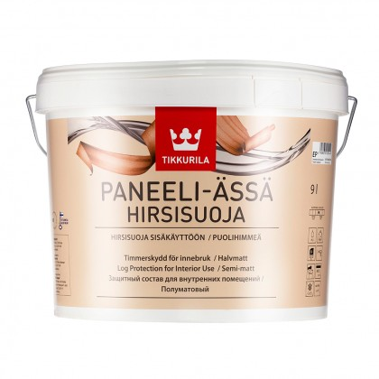 Tikkurila Paneeli-Assa Hirsisuoja 9.0 л - защитный состав