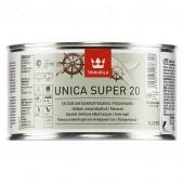 Tikkurila Unica Super 20 (Уника Супер) полуматовый лак 0,225 л
