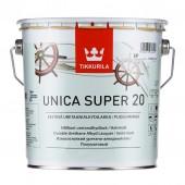 Tikkurila Unica Super 20 (Уника Супер) полуматовый лак 2,7 л