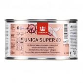Tikkurila Unica Super 60 (Уника Супер) полуглянцевый лак 0,225 л