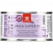 Tikkurila Unica Super 90 (Уника Супер) глянцевый лак 0,225 л