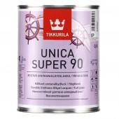 Tikkurila Unica Super 90 (Уника Супер) глянцевый лак 0,9 л