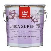 Tikkurila Unica Super 90 (Уника Супер) глянцевый лак 2,7 л
