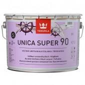 Tikkurila Unica Super 90 (Уника Супер) глянцевый лак 9,0 л