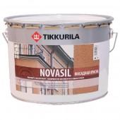 Силиконовая краска Tikkurila Novasil (Новасил)