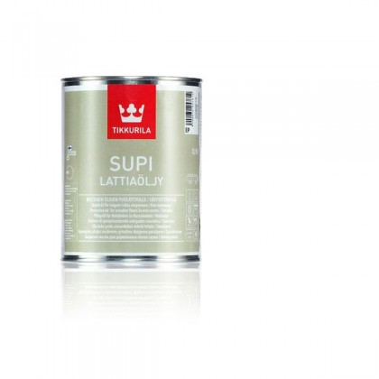 Tikkurila Супи масло для пола - Supi Lattiaolju