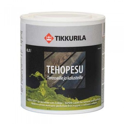 Tikkurila Техопесу - Tehopesu
