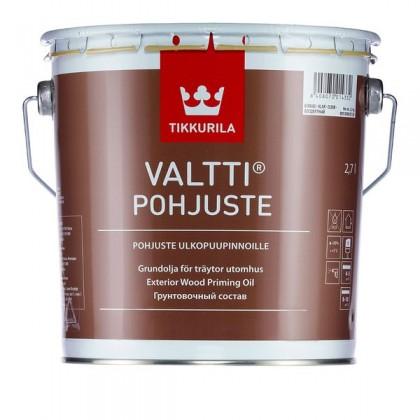 Грунтовочный состав Tikkurila Valtti грунтовка (Валтти Праймер)