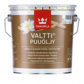 Масло для дерева Tikkurila Valtti (Валтти)