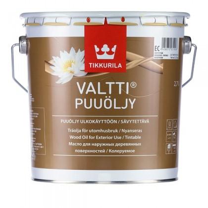 Tikkurila Валтти - Valtti. Органоразбавляемое масло для наружного применения