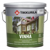 Антисептик для дерева Tikkurila Vinha (Винха) - база VVA 9л