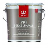 Краска для цоколя Tikkurila Юки - Yki 9л. База А