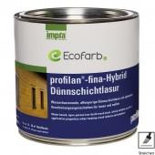 Impra (Импра) profilan-fina-Hybrid Dünnschichtlasur - лазурь на водной основе 10л
